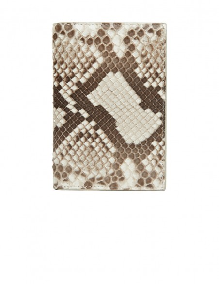 Diamond Python Compact Wallet