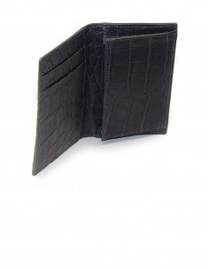 Genuine Alligator Business Card Holder