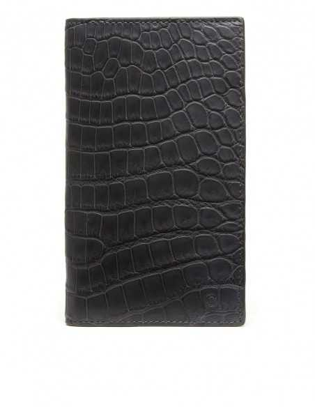 Tuxedo Alligator Wallet for Man