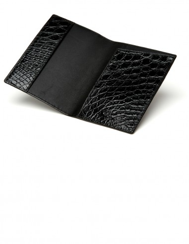 International Alligator Passport Holder