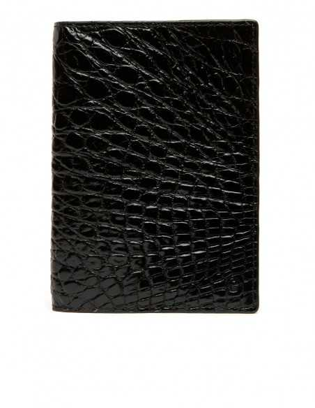 International Alligator Passport Cover