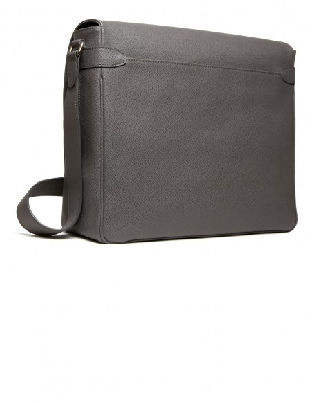Everyday Messenger Bag made of Italian Epsom or Togo Calfskin