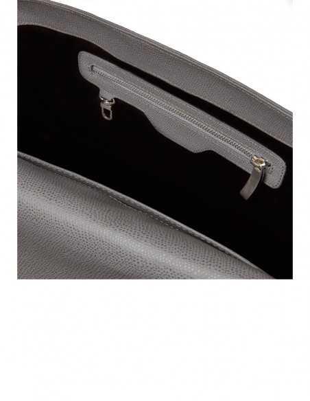 Internal JKK Zippered Pocket Messenger Bag