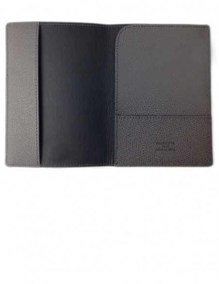 Passport Cover made of Textured Calfskin