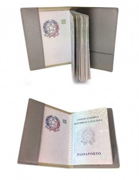Made-to-Order Calfskin Passport Cover