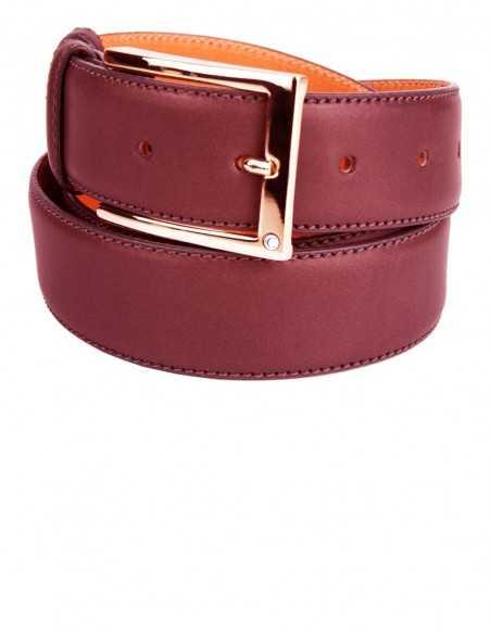 Red Box Calfskin Classic Men's Belt