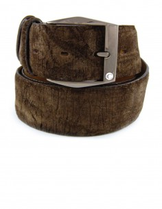 Hippopotamus Belt for Man