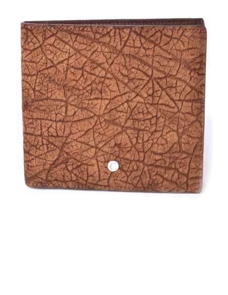 Men's Square Hippopotamus BiFold Wallet