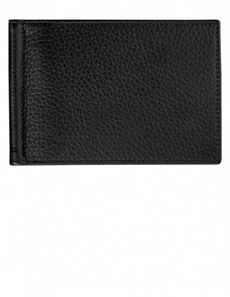 Soft-grain Pebbled Calfskin Men's Wallet