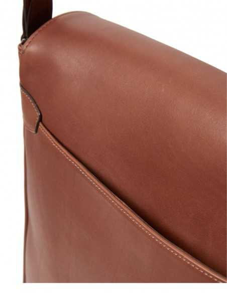 Made-to-Order Messenger Bag, Calf Color of your Choice