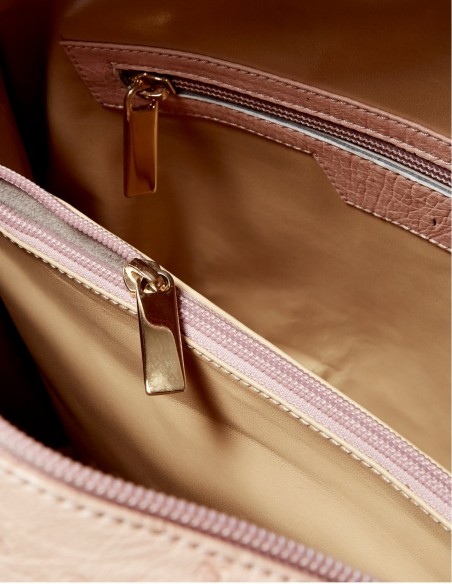 Ostrich Ladies' Bag Interior Laining