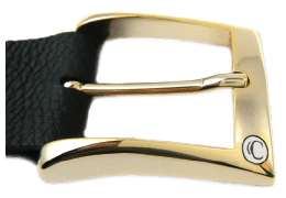 Shiny Gold Exotic Buckle