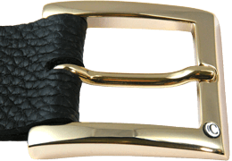 Shiny Gold Formal Buckle