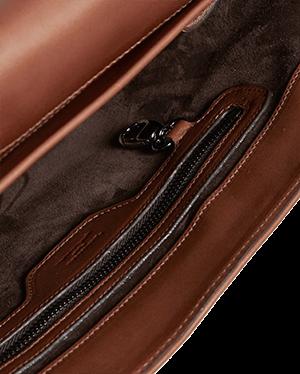 Messenger Bag Demetra Interior Organization