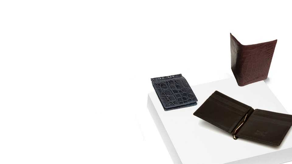 Men's Slim and Compact Wallets
