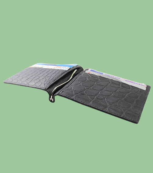 Alligator Leather Collection