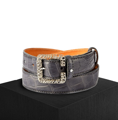 Women's Calfskin and Exotic Belts