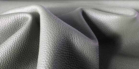 Soft-grain Textured Calfskin Pebbled Leather