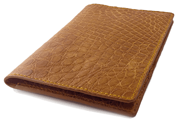 Alligator Passport Cover