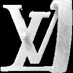 Louis Vuitton LV Buckle Size
